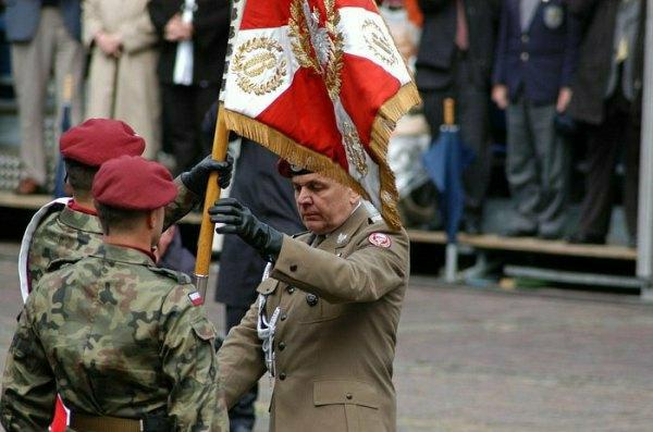 Generaal Wojcek -Poleninfo-